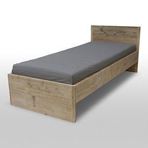 Steigerhout bed for Steigerhout bed